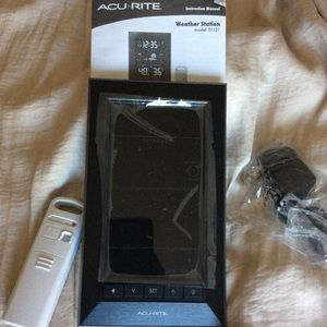 Acurite Weather Station